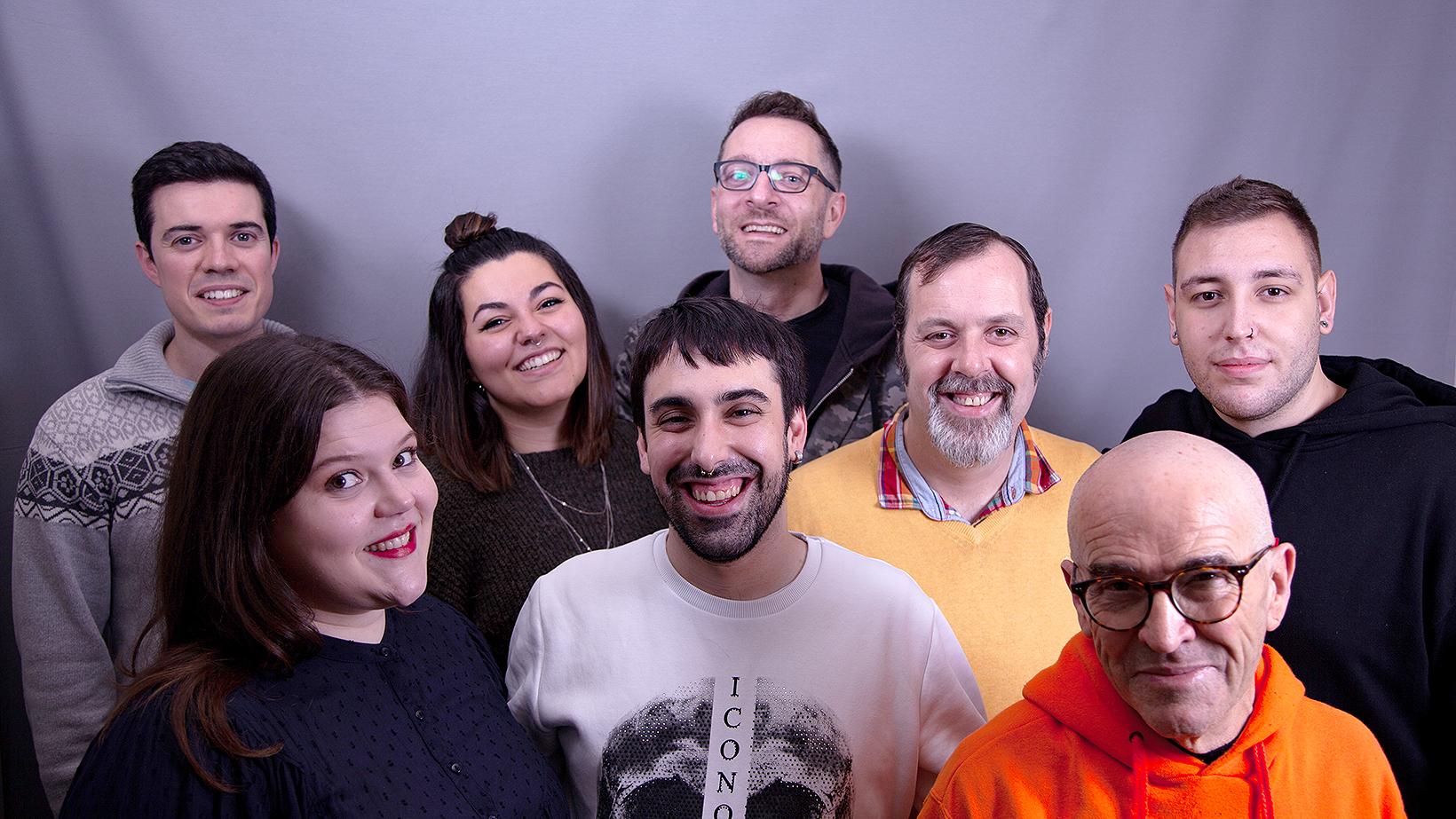 Xunta directiva 2019 ALAS A Coruña