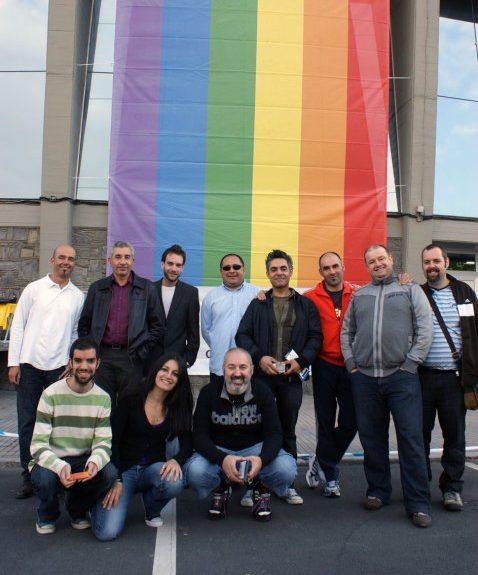 Historia activismo LGTBI A Coruña