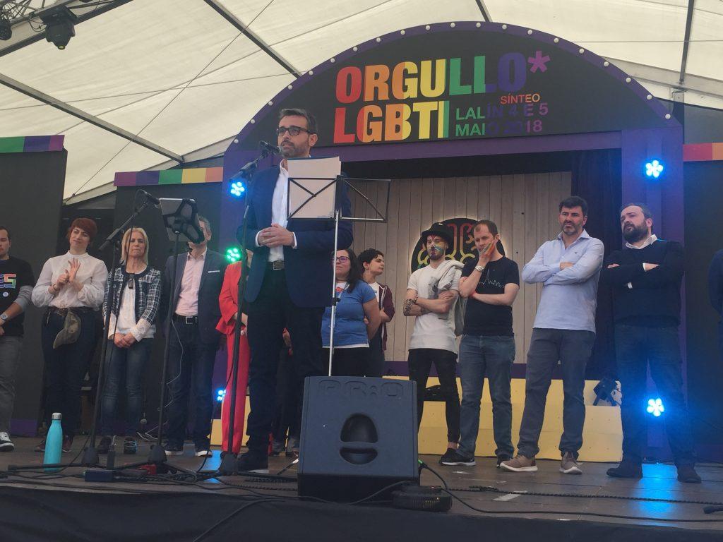 Orgullo de Lalín, 2018