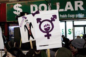 Trans feminismo contra el patriarcado