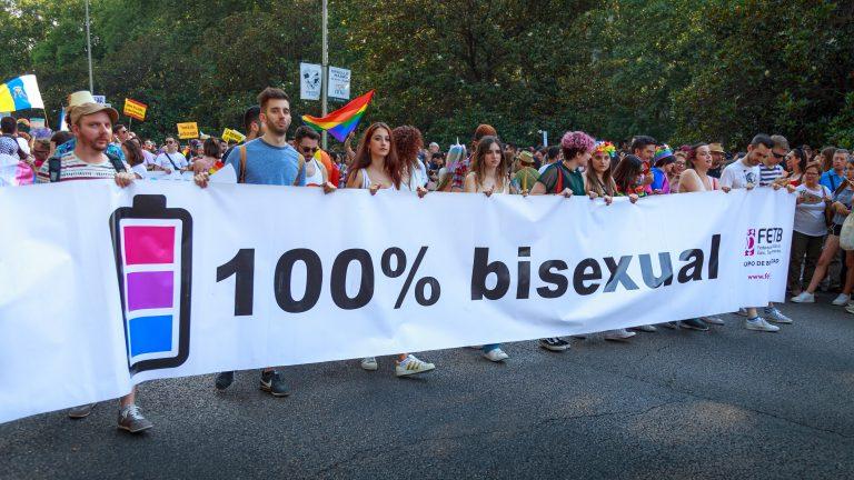 Orgullo 2018 bisexualidad